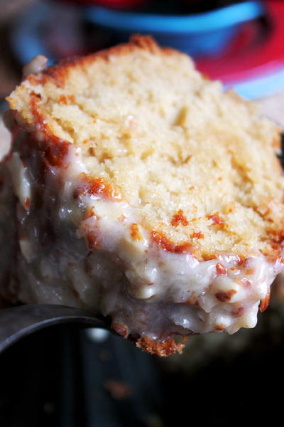 Kentucky Butter Crunch Cake