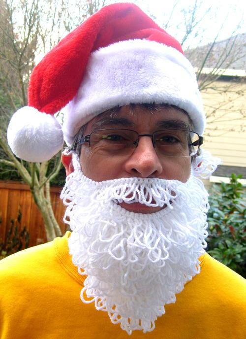 Santas Beard Crochet Pattern Allfreecrochet
