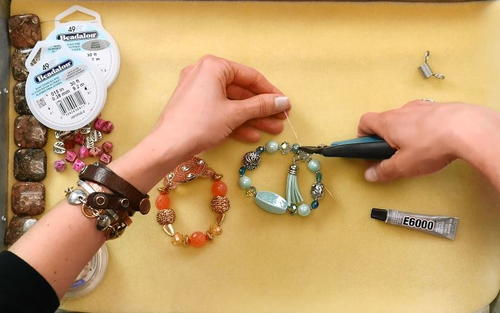How to String Beads Impeccably