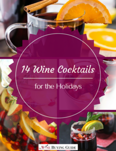 14 Wine Cocktails for the Holidays