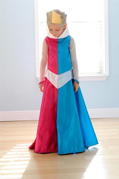 Homemade Princess Costume Tutorials & 25 Homemade Halloween Costumes + 5 New Baby Halloween Costume Ideas ...