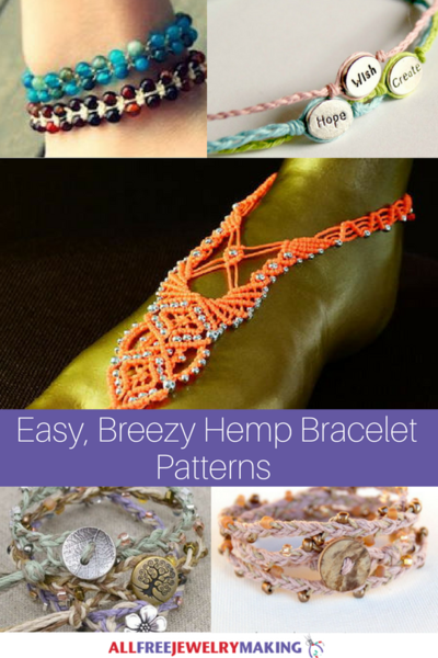 29 easy breezy hemp bracelet patterns allfreejewelrymaking 29 easy breezy hemp bracelet patterns fandeluxe Images