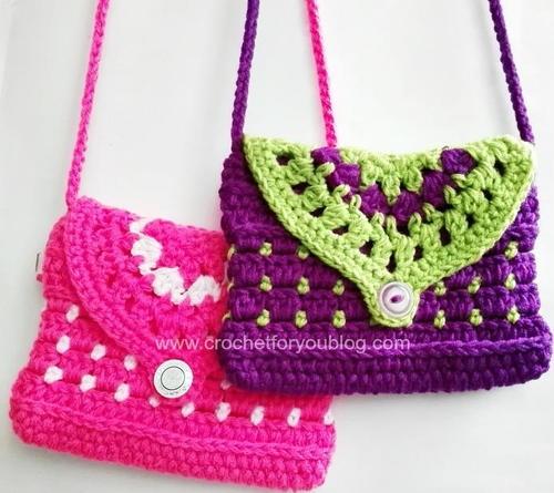 Cutie Crochet Purse Pattern Favecrafts