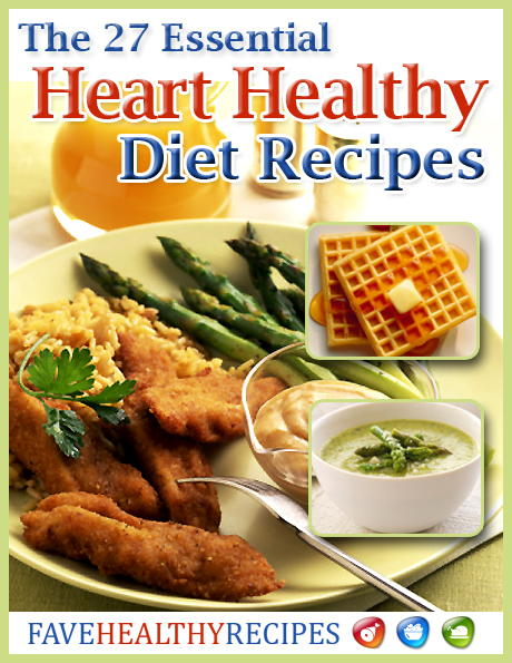 The 27 essential heart healthy diet recipes free ecookbook the 27 essential heart healthy diet recipes free ecookbook forumfinder Image collections