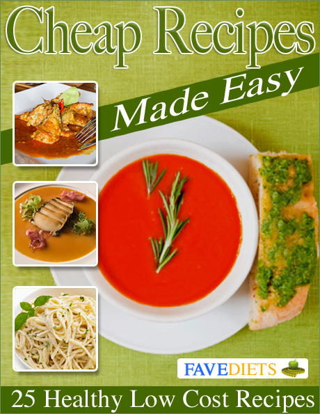 Cheap recipes made easy 25 healthy low cost recipes free ecookbook cheap recipes made easy 25 healthy low cost recipes forumfinder Image collections