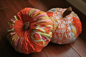 Harvest Fresh Scrap Pumpkins Tutorial