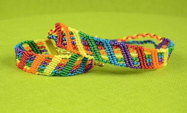 21 Macrame Friendship Bracelets Allfreejewelrymaking