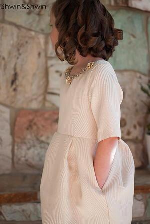 Jolly Holiday Dress Pattern