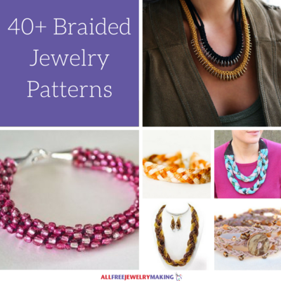 40 braided jewelry patterns how to kumihimo fishtail braid box 40 braided jewelry patterns how to kumihimo fishtail braid box braid and more fandeluxe Gallery