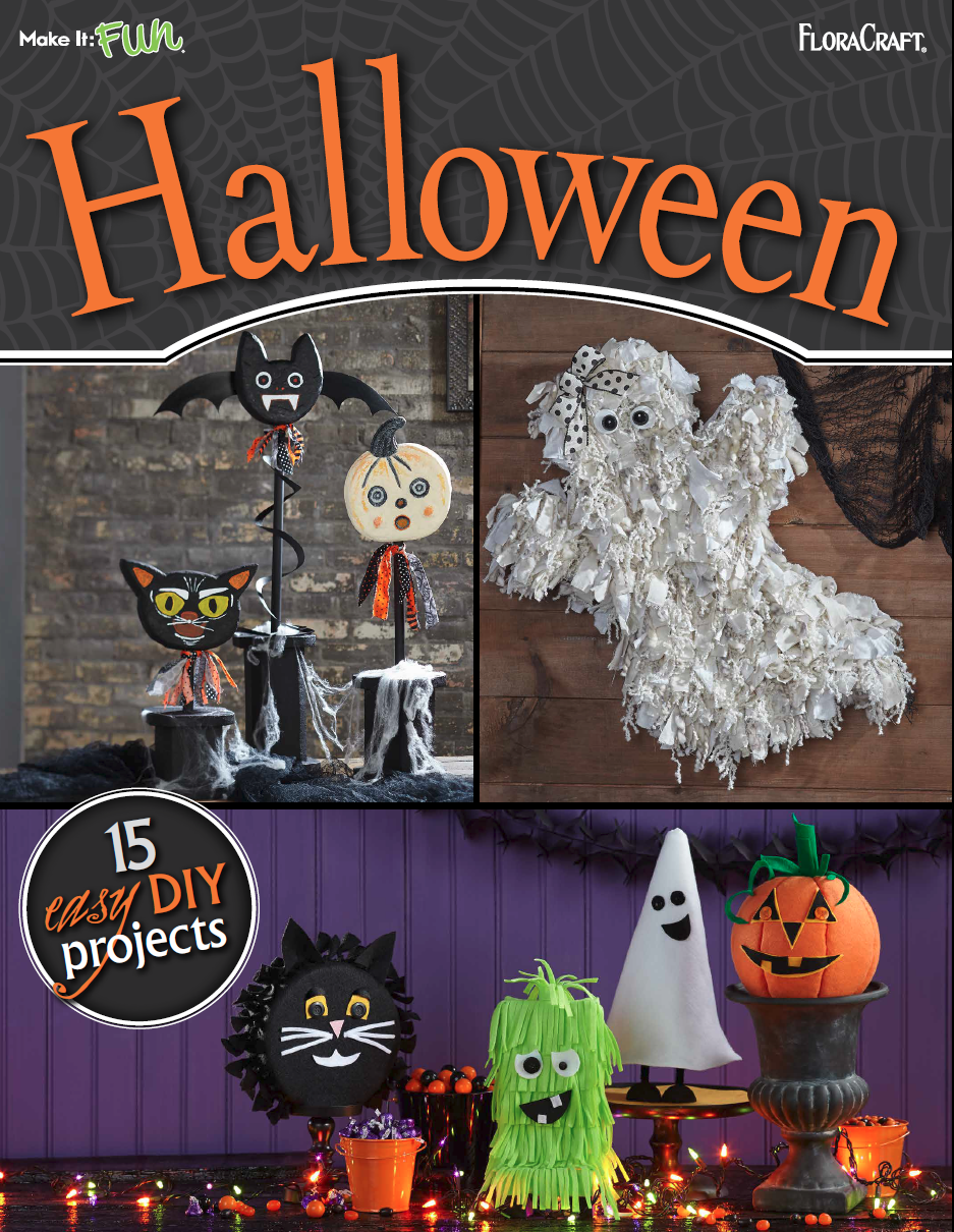 halloween craft ideas 15 easy diy projects | allfreeholidaycrafts