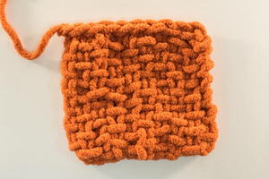 How to Knit Linen Stitch
