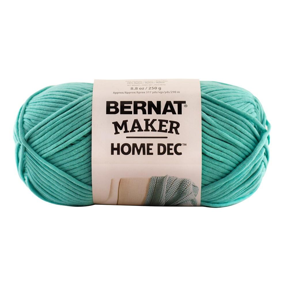 Bernat Maker Home Dec Yarn Review | AllFreeCrochet.com