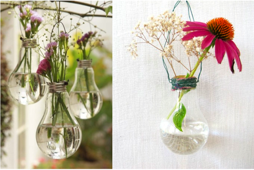 Diy Lovely Hanging Vases Favecrafts