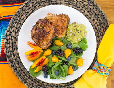 Lime Marinated Chicken Recipe