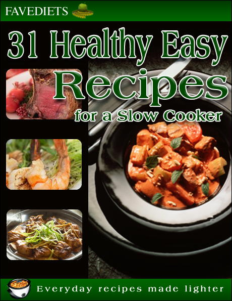 Healthy Easy Recipes for a Slow Cooker