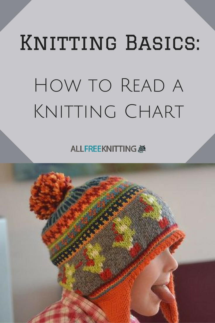 Knitting basics how to read a knitting chart allfreeknitting pooptronica