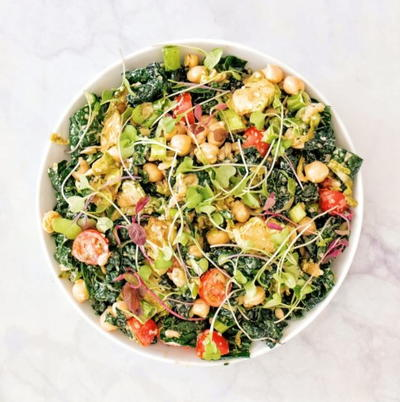 Kale Superfood Crunch Salad