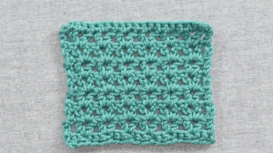 V Stitch Crochet Tutorial