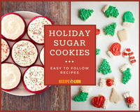 15 Holiday Sugar Cookie Recipes