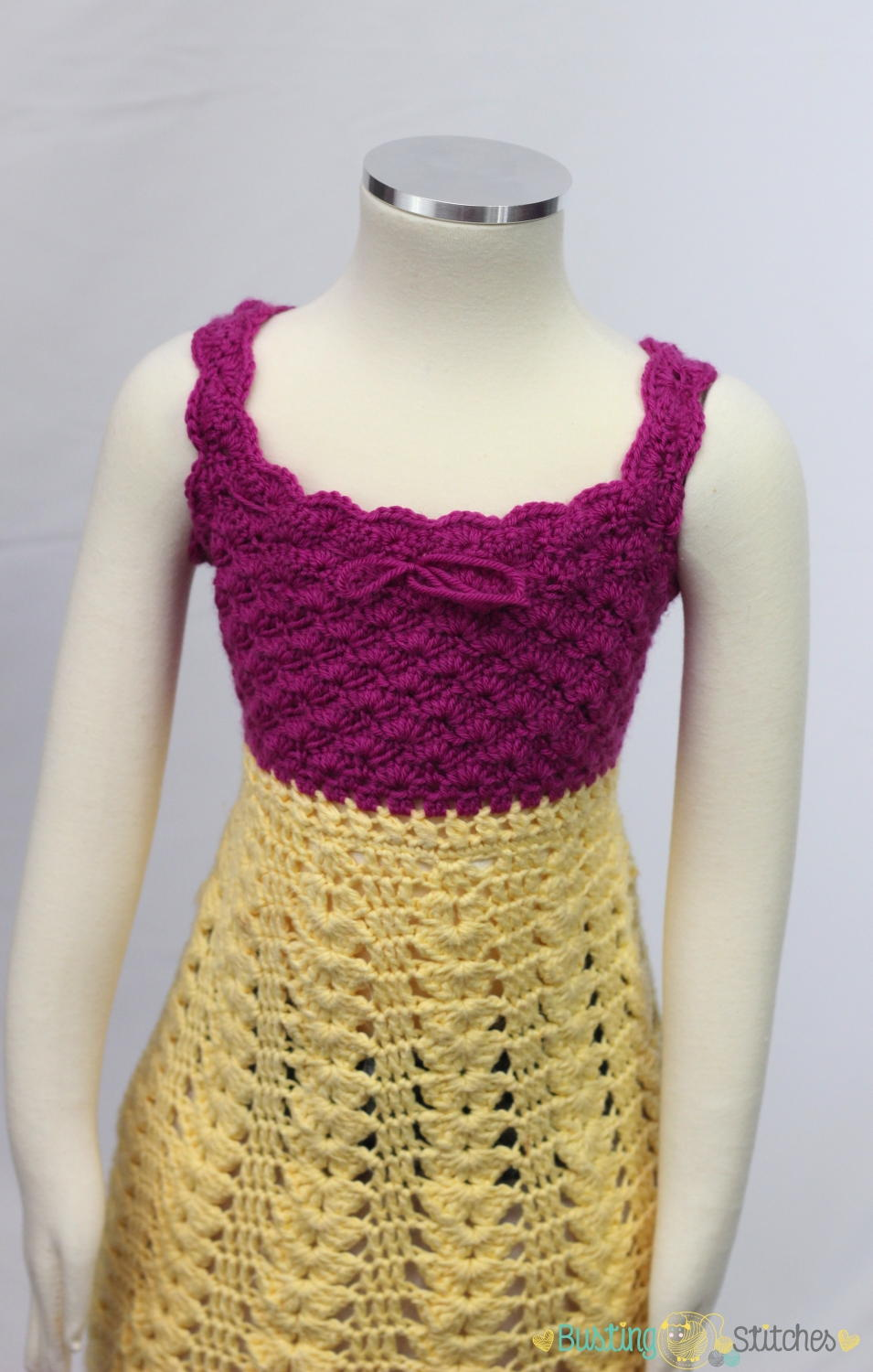 Spring Crochet Dress Pattern | AllFreeCrochet.com