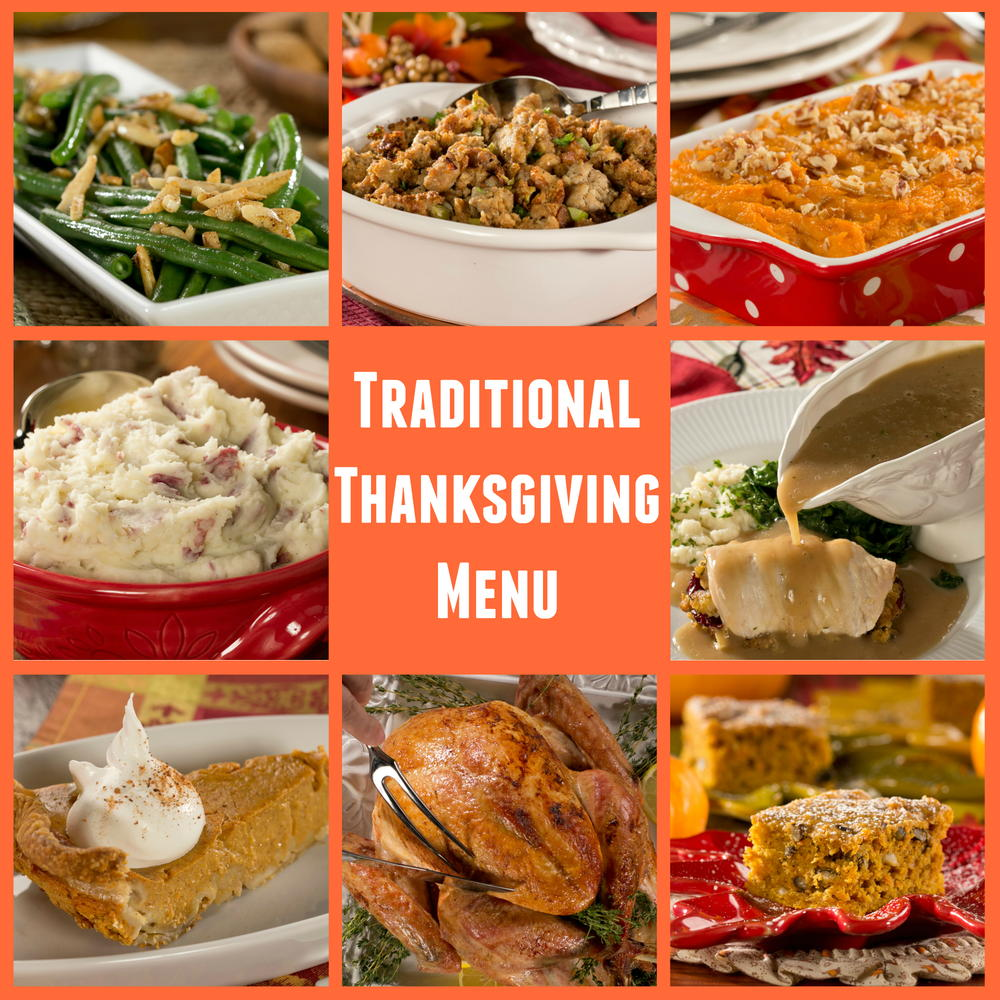 Diabetic-Friendly Traditional Thanksgiving Menu
