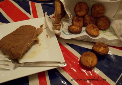 British Slow Cooker Roast Beef and Yorkshire Puddings Recipe