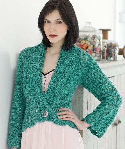 60 Easy Crochet Cardigan Patterns AllFreeCrochet Impressive Crochet Long Cardigan Pattern