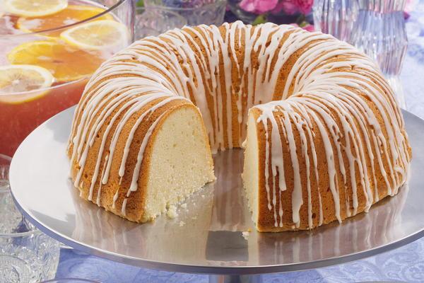 Sundrop Cake Recipe With Glaze