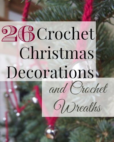 400 Free Crochet Christmas Patterns For The Christmas Season
