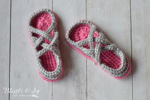Womens Gladiator Sandals Allfreecrochet