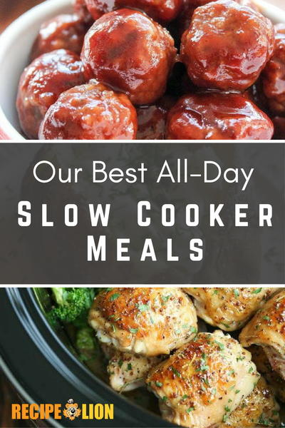 12 Awesome All Day Slow Cooker Recipes