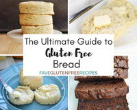 The Ultimate Guide to Gluten Free Bread: 83 Homemade Gluten Free Bread Recipes