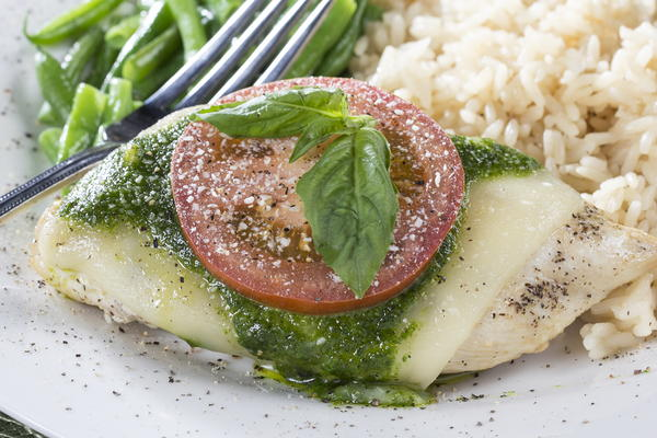 Weeknight Pesto Chicken