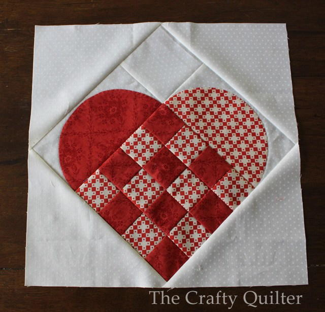 The 60 Best Heart Quilt Patterns For Valentine's Day FaveQuilts Enchanting Heart Quilt Pattern