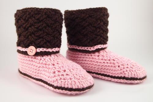Celtic Dream Crochet Slippers Allfreecrochet