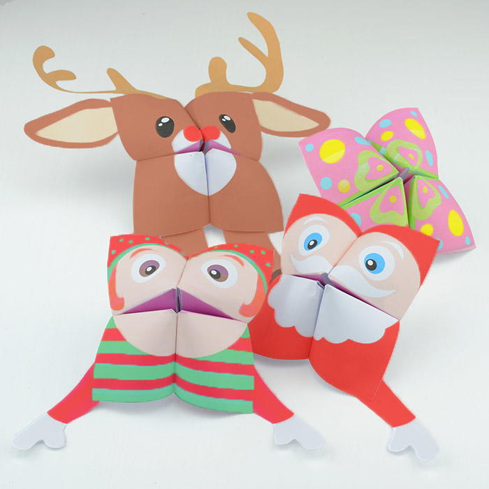 Paper Craft Ideas For Christmas Part - 27: Christmas Craft Ideas For Toddlers