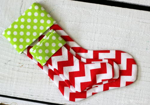 Versatile Mini Christmas Stockings