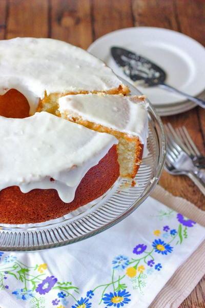 Lousiana Crunch Cake Recipe
