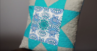 How to Make a Quilted Pillow Cover