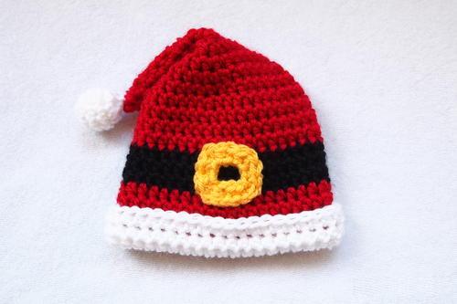 Santas Favorite Preemie Crochet Hat Allfreecrochet