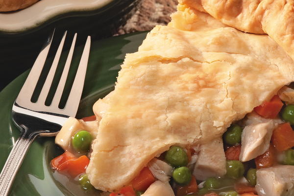 Healthy Diabetic Friendly Chicken Pot Pie Recipe Recipe4living