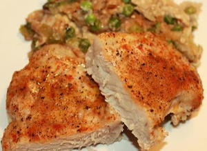 Easy Pork Chop Casserole