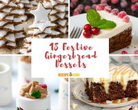 18 Gingerbread Dessert Recipes