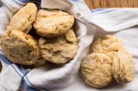 Secret Recipe Buttermilk Biscuits