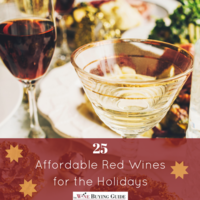 25 Affordable Red Wines for the Holidays