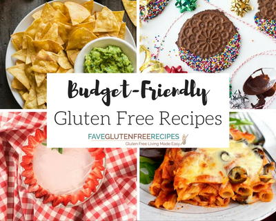 Poor Mans Menu 22 Budget Friendly Gluten Free Recipes