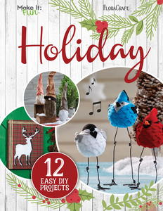 Holiday Crafts: 12 Easy DIY Projects