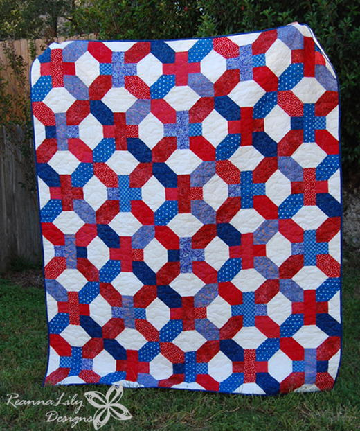 Huge X And Plus Quilt Tutorial Favequilts