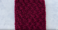 How to Knit a Box Stitch