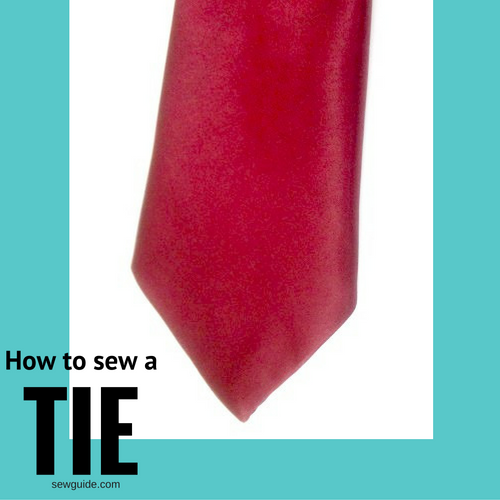 Classic Mens Tie Pattern | AllFreeSewing.com